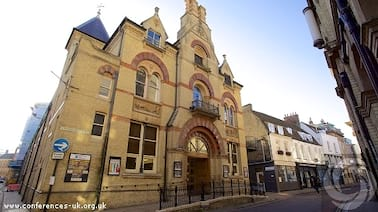 Cambridge Corn Exchange
