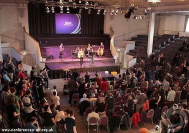 Central Hall Southampton