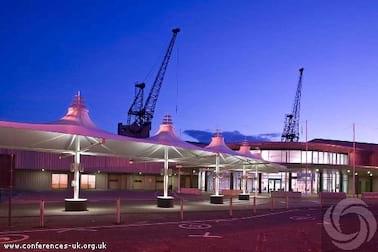 City Cruise Terminal Southampton