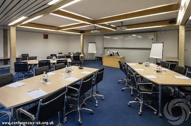 Conference at OxfordSaid Egrove Education Centre