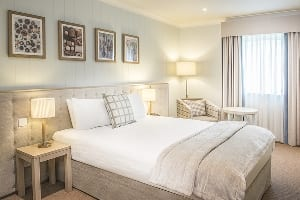 New England Syle Bedroom