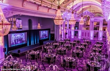 De Vere Grand Connaught Rooms London