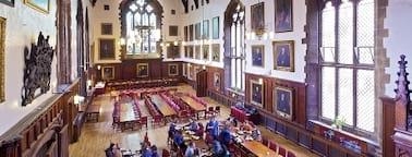 Durham University Castle