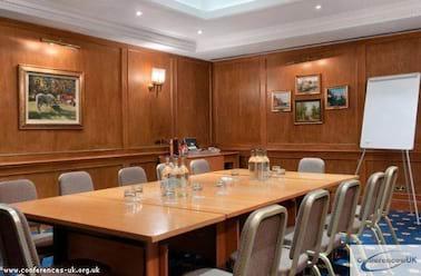 Meeting Room Boardroom Style