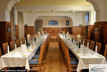 Fellows Dining Room