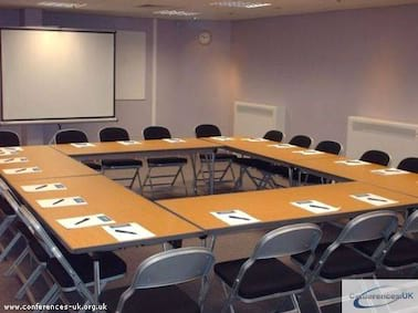 Lonsdale Suite Boardroom Style