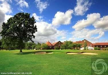 Marriott Tudor Park Hotel and Country Club Maidstone Kent