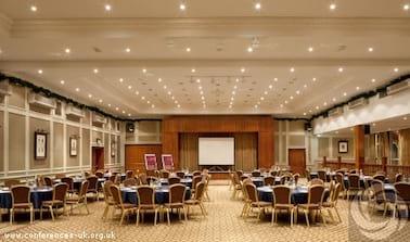 Mercure Dunkenhalgh Hotel and Spa Lancashire