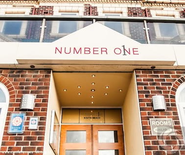Number 1 South Beach Blackpool