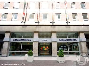 Royal National Hotel London WC1