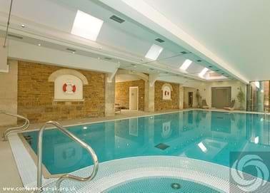 Rushton Hall Hotel and Spa