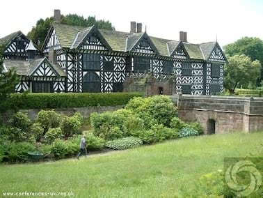 The National Trust at Speke Hall