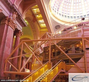 The Royal Exchange Theatre Manchester