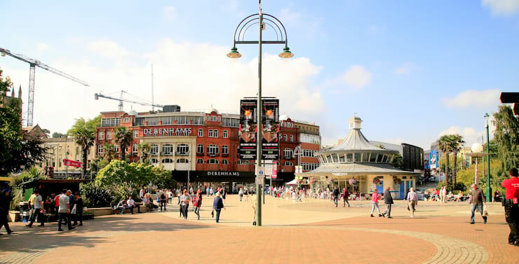 Find Student Accommodation in Bournemouth