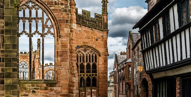Find Student Accommodation in Coventry