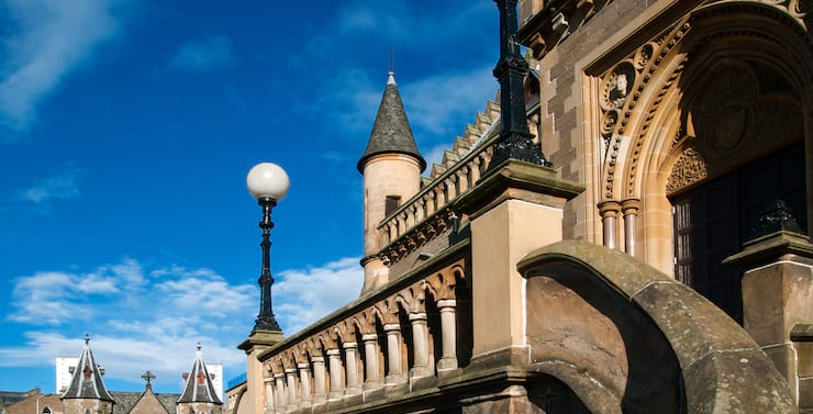 Find Student Accommodation in Invergowrie, Dundee