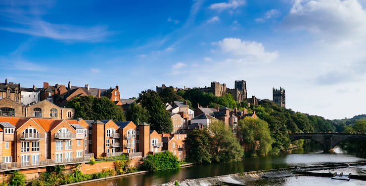 Find Student Accommodation in Western Hill, Durham