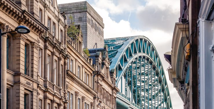 Find Student Accommodation in Northumbria University, Newcastle