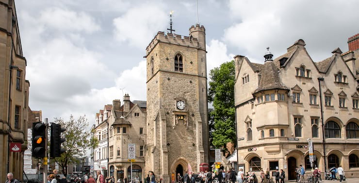 Find Student Accommodation in Oxford