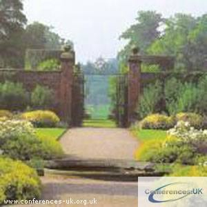 Arley Hall and Gardens Northwich