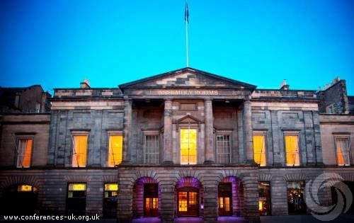 Assembly Rooms Edinburgh