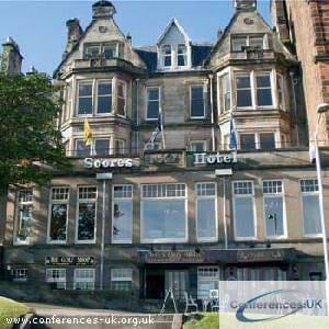 Best Western Scores Hotel Fife Scotland