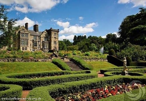Breadsall Priory Hotel and Country Club