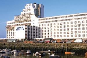 Britannia Grand Burstin Hotel  Folkestone