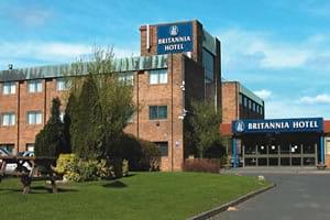 Britannia Newcastle Airport Hotel