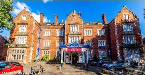 Britannia North Stafford Hotel