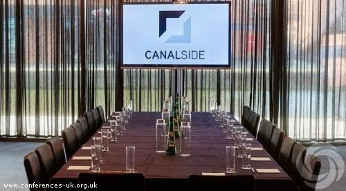 Canalside Birmingham