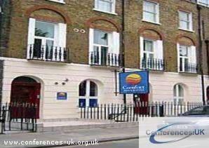 Comfort Inn and Suites St Pancras