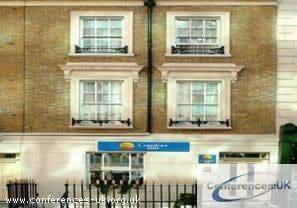 Comfort Inn Victoria London