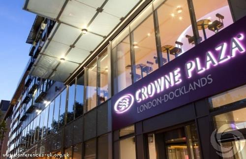 Crowne Plaza Hotel London Docklands