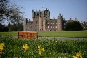Culzean Castle and Country Park Ayrshire