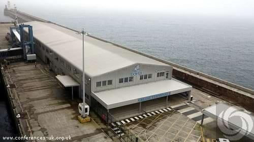 Dover Cruise Terminals