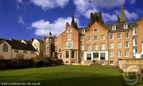 Durham University St Chads College