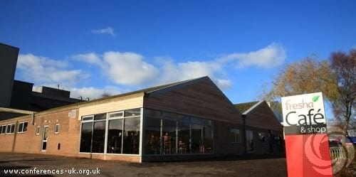 Fresha Exeter Conference and Meeting Rooms