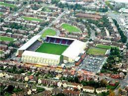 Halton Stadium Widnes Cheshire