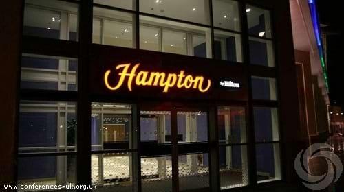 Hampton by Hilton Derby City Centre