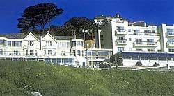 Hannafore Point Hotel Cornwall