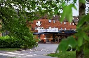 Hilton Bracknell Berkshire