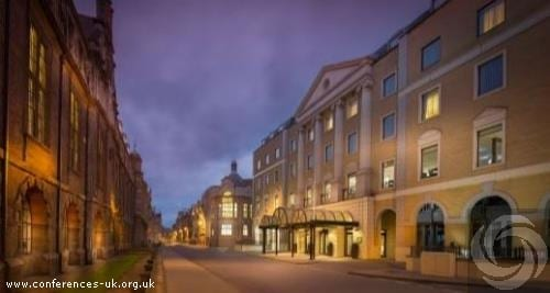 Hilton Cambridge City Centre Hotel