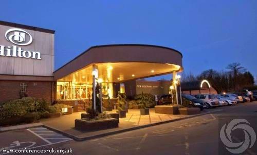 Hilton Watford London