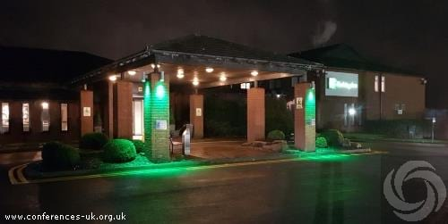 Holiday Inn South Normanton M1 J28