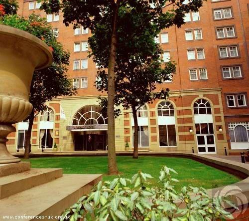 Leeds Marriott Hotel West Yorkshire