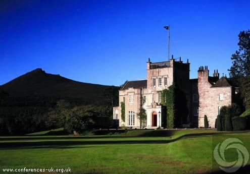 Macdonald Pittodrie House near Aberdeen
