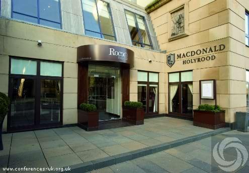 Macdonald The Holyrood Hotel Edinburgh