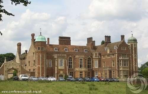 Madingley Hall University of Cambridge