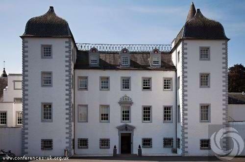 Mercure Eddleston Barony Castle Hotel